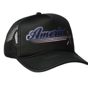 Women's O'Neil Freedom Folk America Trucker Hat